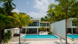 Four Bedroom Beach Residence