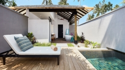 Beach Garden Pool Villa