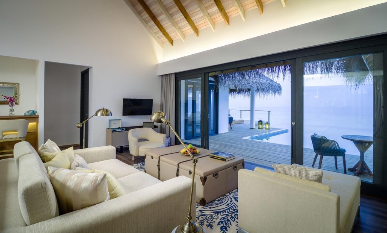 Two Bedroom Ocean Pool Villa