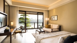 Deluxe Lagoon View Room