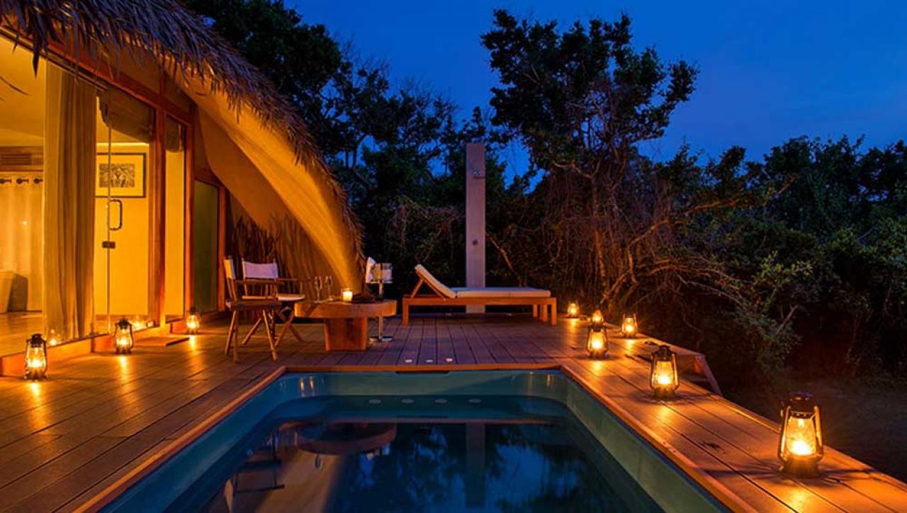 Luxury Cabin