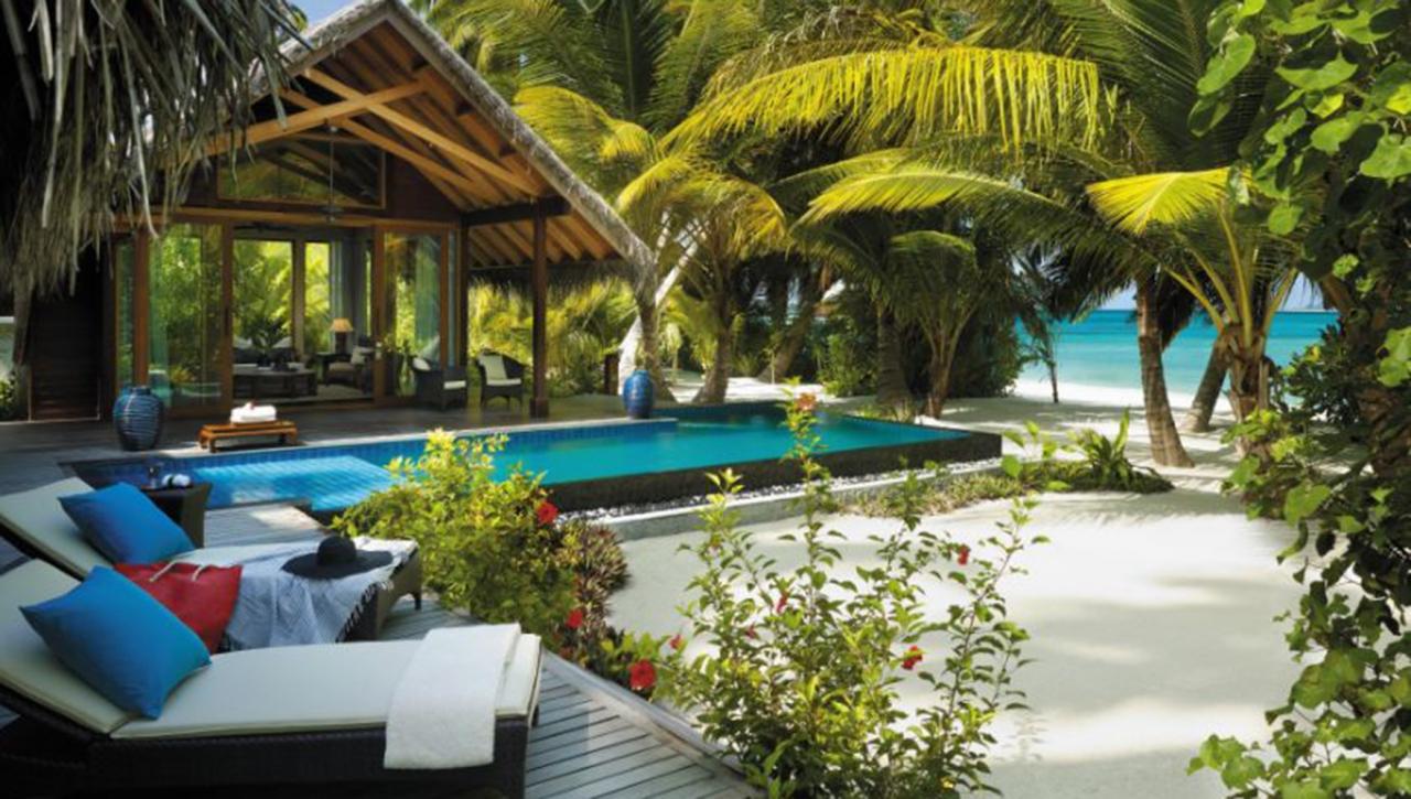Two Bed Beach Villa