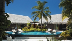 Two-Bedroom Beach Villa with Pool