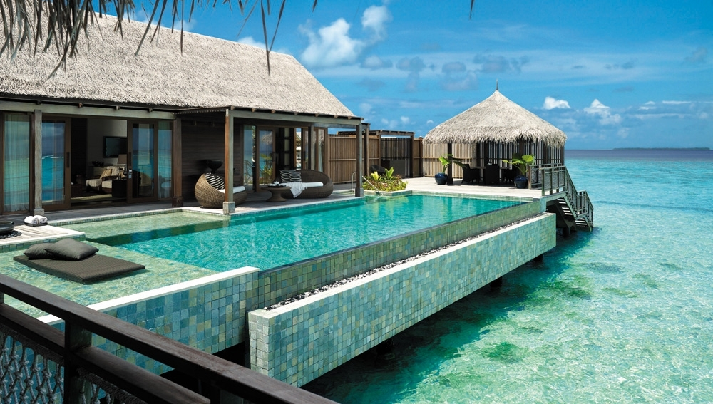 Villa Muthee with Private Pool - Deck & Infinity Pool