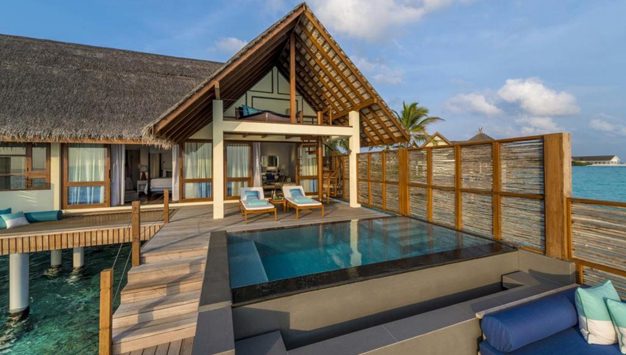 Sunrise Water Villa