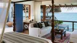 Three-Bedroom Land and Ocean Suite