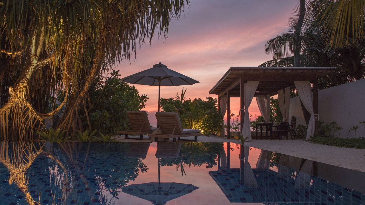 Beach Sunset Villa