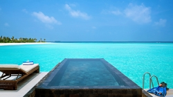Overwater Pool Villa Ocean