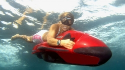 FLIRT WITH ADVENTURE WITH OUR ADRENALINE FILLED WATER SPORTS