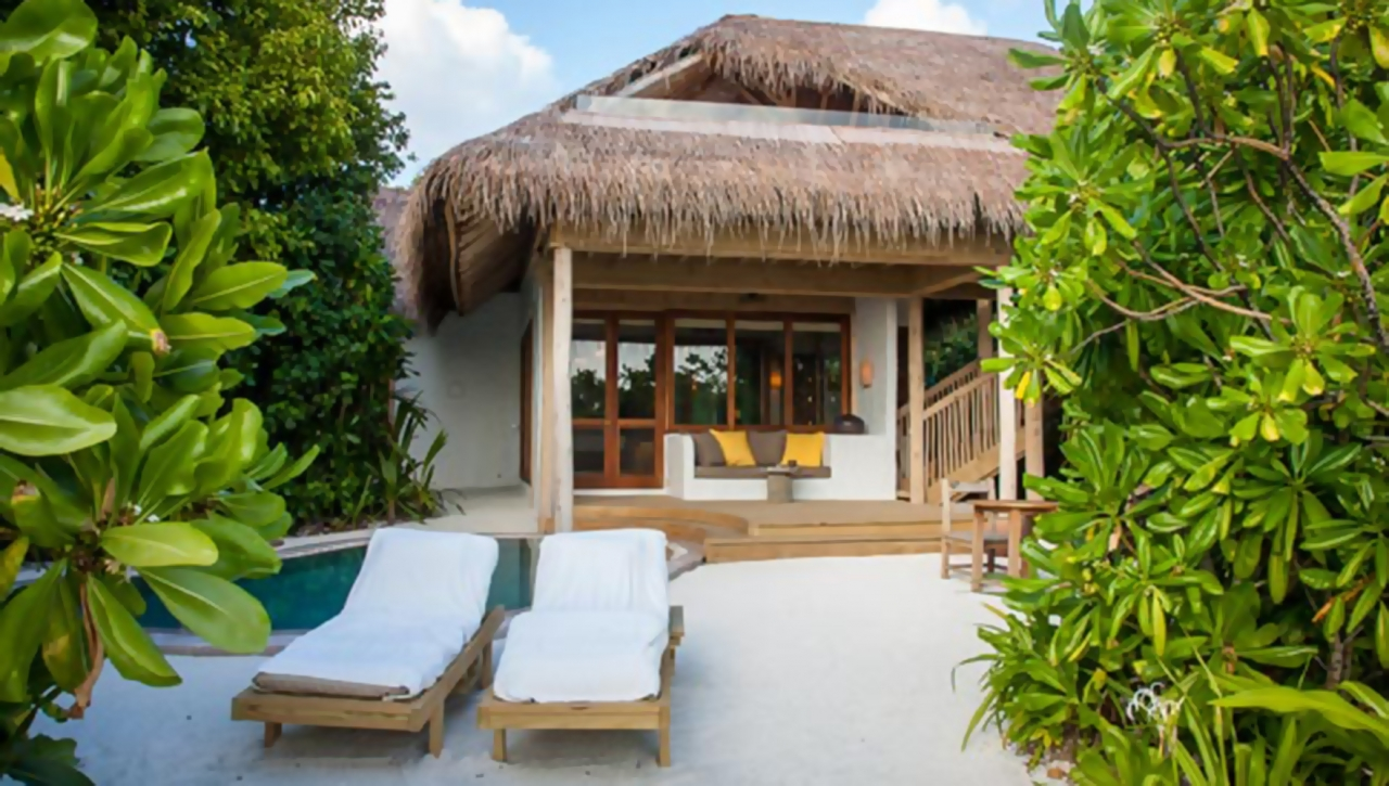 Soneva Fushi Family Villa Suite with Pool