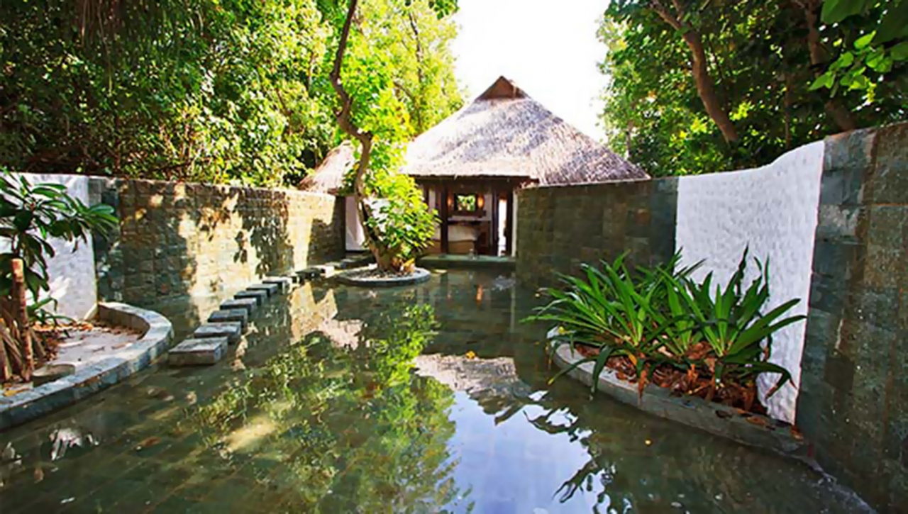 Soneva Fushi Suite Villa with Pool