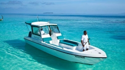Island Hopping by Speed Boat
