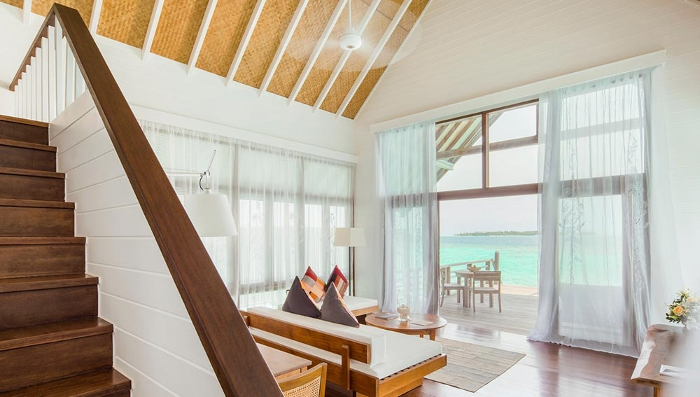 Loft Villa Livingroom