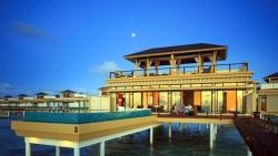 InOcean Sunset Pool Villa with Sala