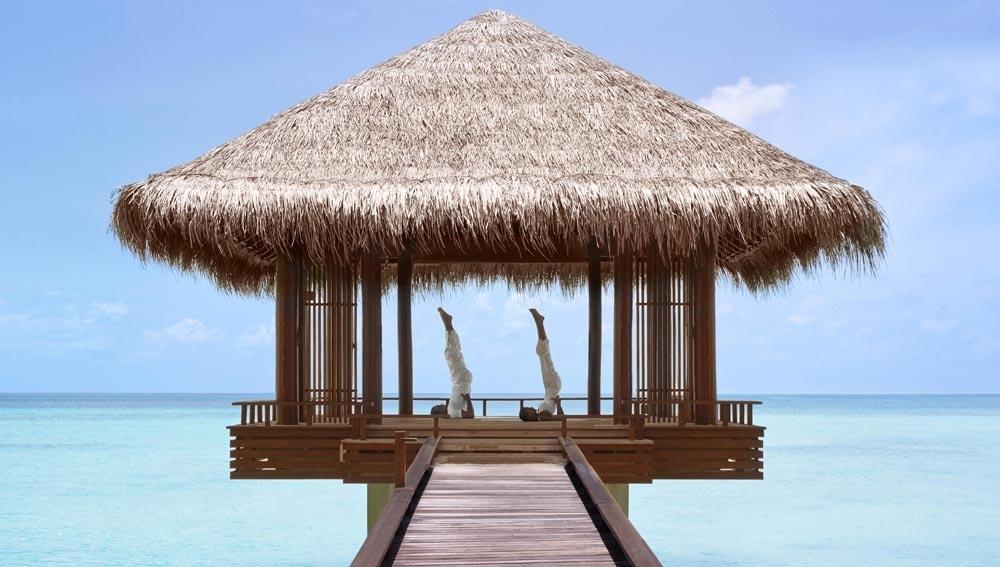 One&Only Reethi Rah Maldives Resort & Spa