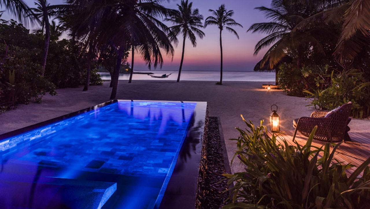 One&Only Reethi Rah Maldives Resort & Spa