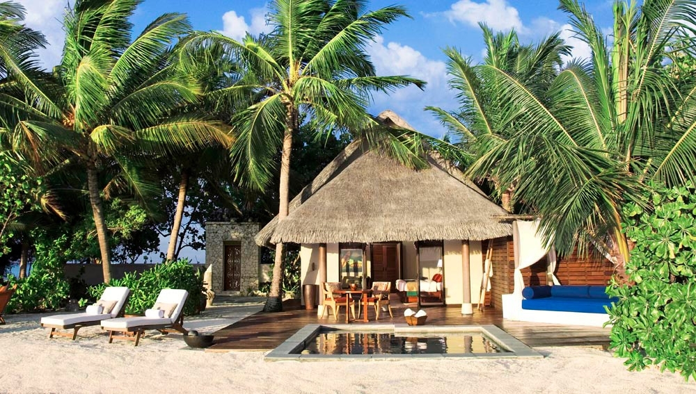 Deluxe Beach Villas with Oversized Plunge Pool