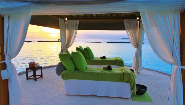 spa pavilion