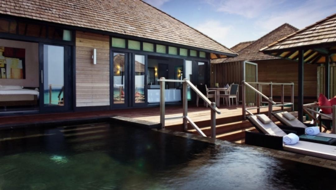 Aqua Retreat - Exterior