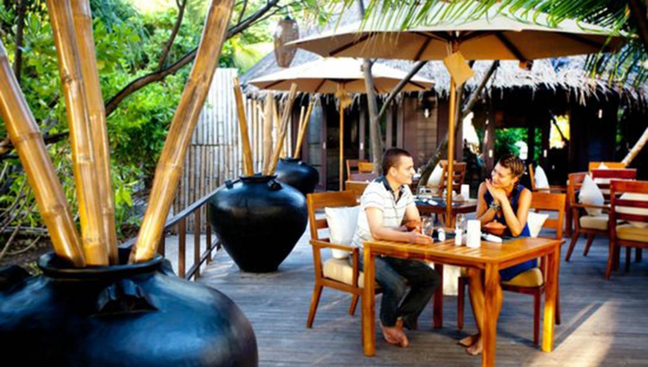 The Sun Siyam Irufushi Maldives