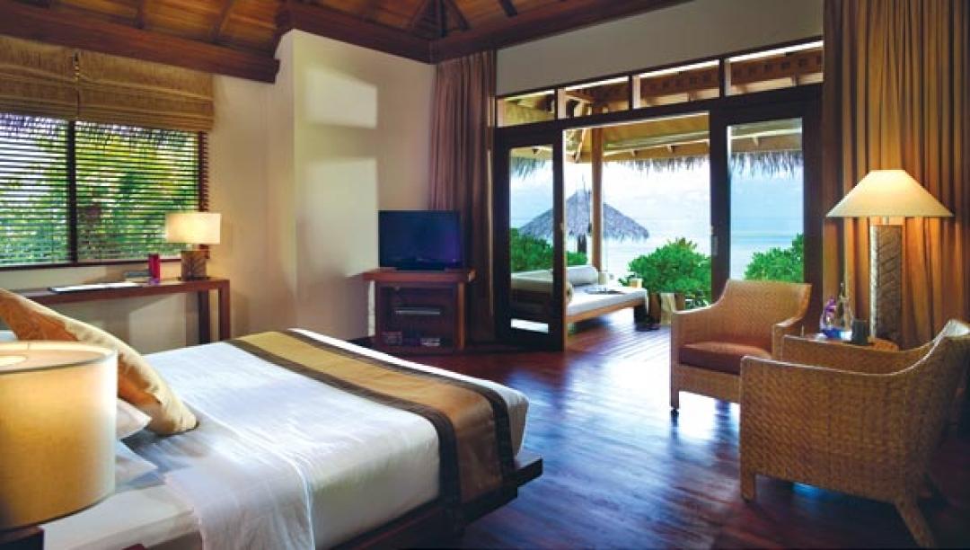 Deluxe Villa Baros Maldives