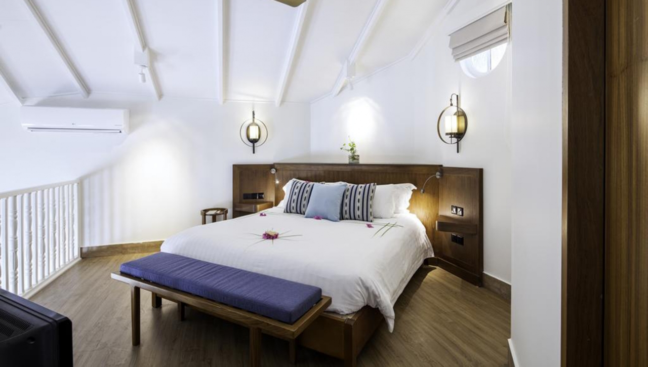 Two Room Luxury Beach Front Pool Villa