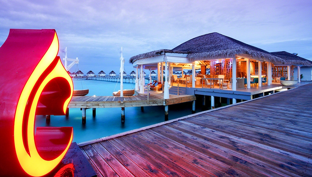 Centara Grand Maldives Resort & Spa