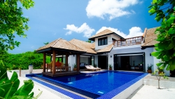 Two-Bedroom Family Villa With Pool