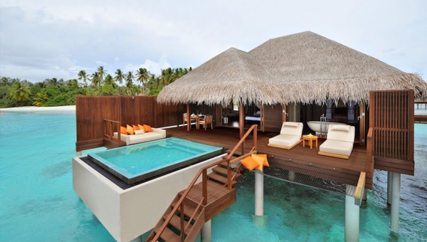 Upgrade To Ocean Villa With Pool