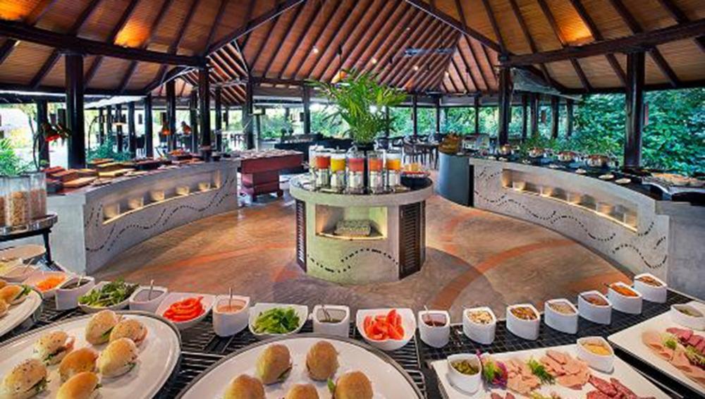 Maldives Malaafaiy Dinner