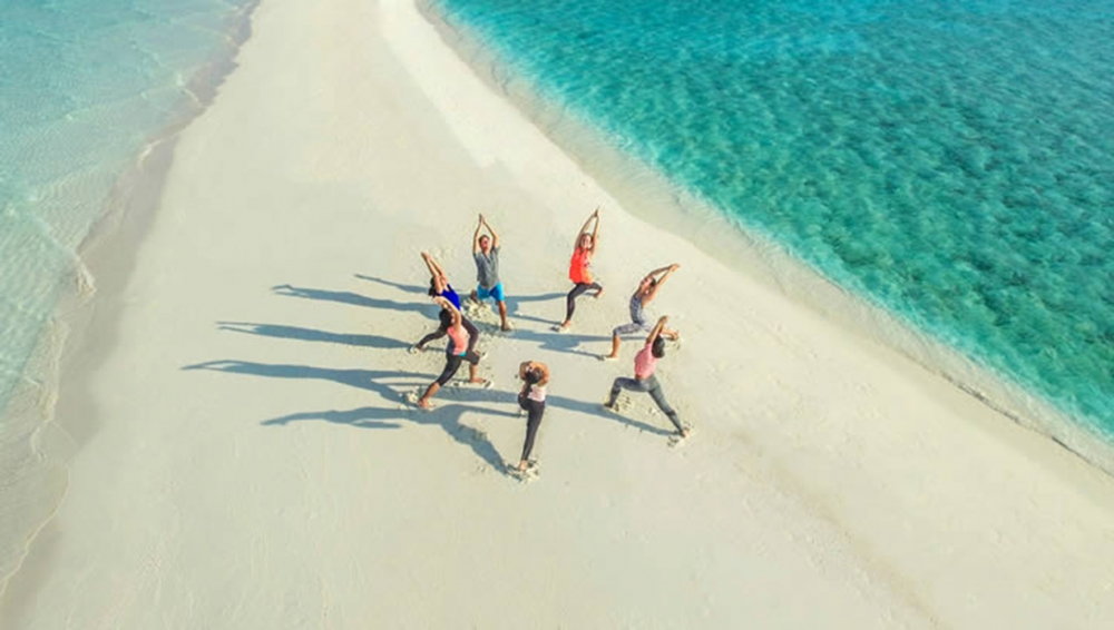 Yoga, Meditation, Aerobics
