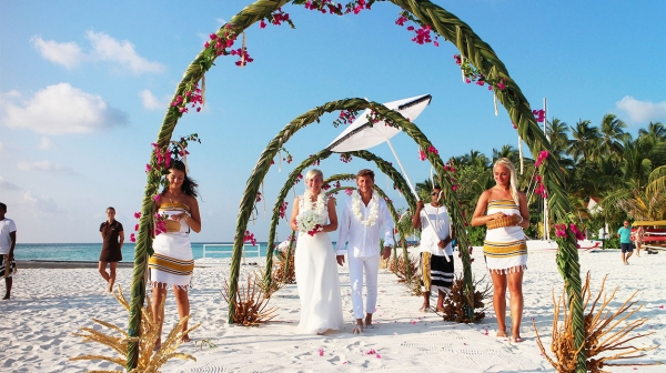 Maldives  wedding: Discover your dream wedding in the Maldives