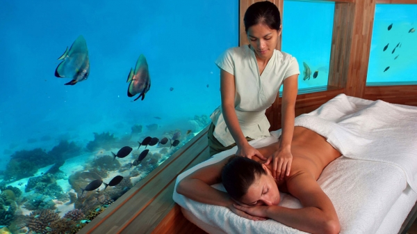 Spa holiday in the Maldives: Rest, relax and rejuvenate in a serene, holistic paradise island.