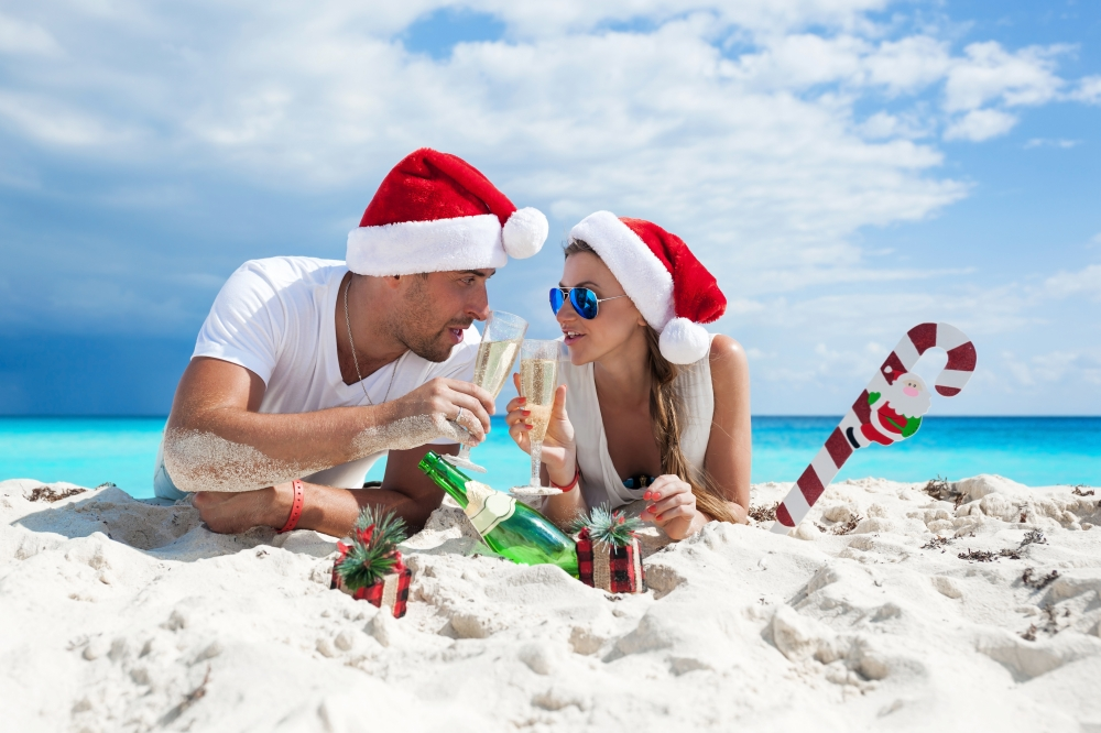 Celebrate Christmas 2019 and New Year 2020 in the Maldives