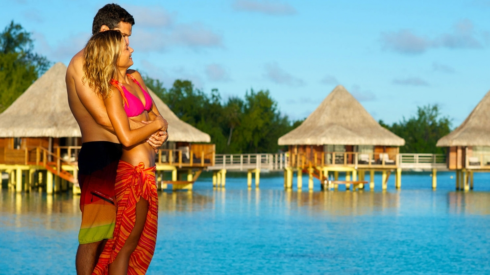 The Maldives-the perfect destination for Valentines Day special romantic getaway.
