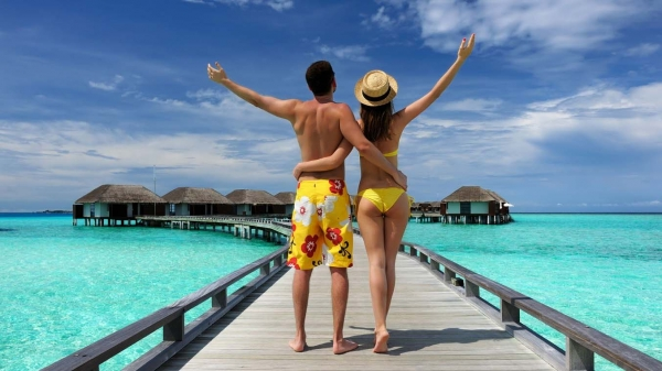 The Maldives --The Top Honeymoon Destination.