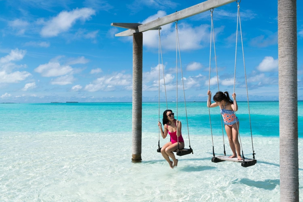All Inclusive Family Holiday at Maldives