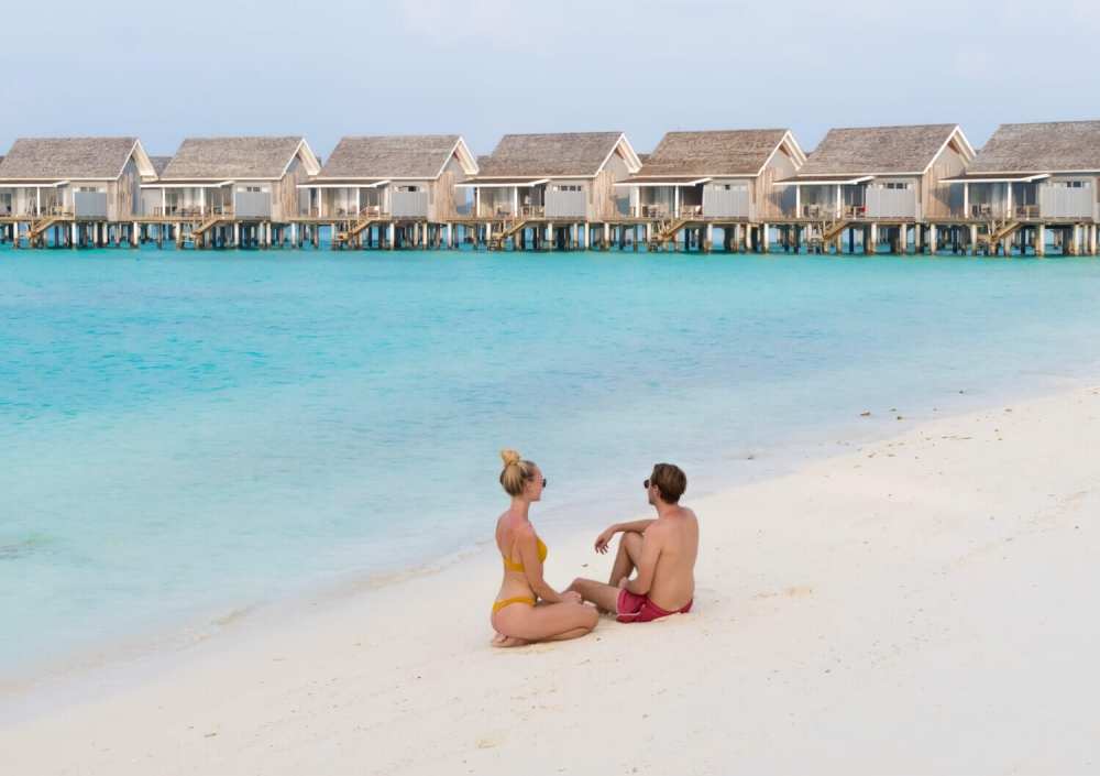 Luxury Family Holiday at Maldives