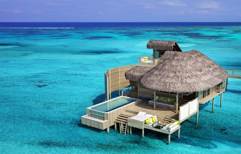 Luxury Maldives Beach Villas - discover yourself with luxury beach villas in the Maldives - the best beach villas of Maldives